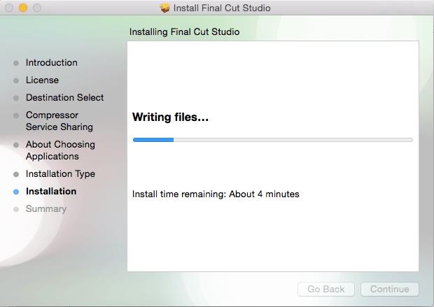 Final Cut Pro 7とFinal Cut Pro Xを共存させる方法