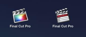 Photo of Final Cut Pro 7とFinal Cut Proを共存させる方法