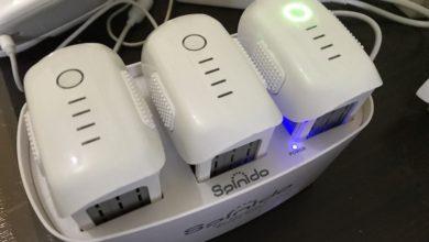 Photo of Phantom 4のバッテリーをまとめて充電できる、Spinido DJI Phantom4充電ハブ