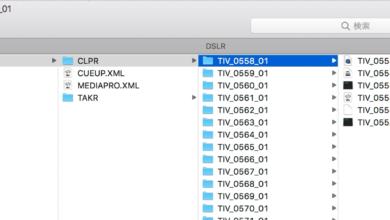 Photo of [Premiere Pro] MXFなどのファイルをPremiere Proを使って素材のみMP4などに書き出す方法