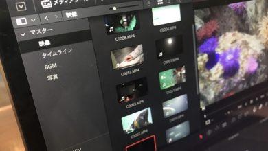 Photo of [DaVinci Resolve] クリップやBGMなどの映像素材をビンでフォルダ分けしよう!