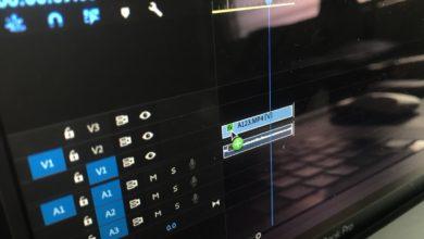 Photo of Premiere ProやAfter Effectsでエフェクトを保持しながら、クリップの上書きをする方法