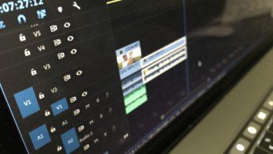 Photo of [Premiere Pro] タイムラインのレイヤーに上手く挿入、ペーストができない場合の対処法