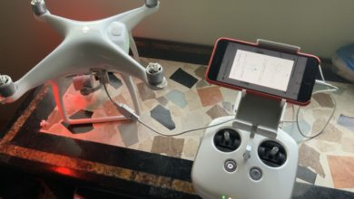 Photo of DJI Phantom 4 Proといったドローンの安全飛行詳細データベースの更新方法