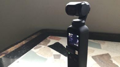 Photo of 24fpsや60fpsのフレームレートをOsmo Pocketで切り替える方法