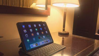 Photo of コンパクトなのが嬉しい!iPad ProのSmart Keyboard Folioってどんな感じ?