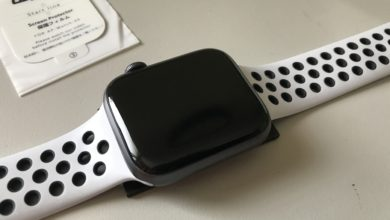 Photo of Apple Watchのスクリーンを守る!OAproda Apple Watch Series 4フィルム