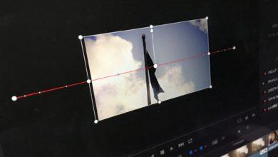 Photo of [DaVinci Resolve] キーフレームに速度の緩急をつけるイージングの追加方法をみてみよう!