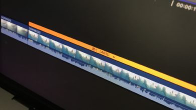 Photo of [Final Cut Pro] 60fpsのクリップを24fpsに変換してスローモーションにしてみよう!