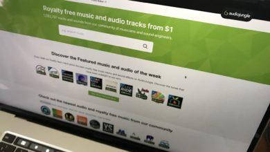 Photo of AudioJungleでロイヤリティーフリーBGMやサウンドエフェクトをダウンロードしてみよう!