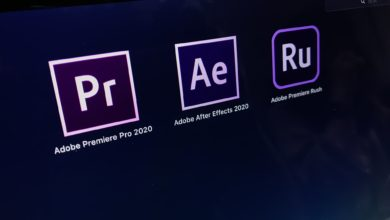 Photo of Adobeの映像編集アプリはどれを選ぶべき?Premiere Pro、After EffectsとPremiere Rushを比較してみよう!