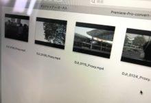 Photo of [Premiere Pro] 4KやRAWの映像素材をサクサクと編集する!Proxy(プロキシ)の作成と切り替え方法