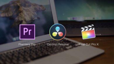 Photo of 映像編集アプリはPremiere Pro、Final Cut ProとDaVinci Resolveどれを選べば良いの?メリットとデメリットを見てみよう