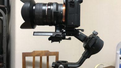 Photo of DJI RSC2にカメラをジンバルに取り付けてバランスを調整する手順とは?